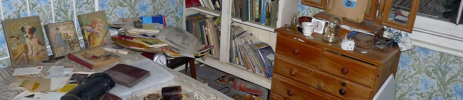 Bereavement House Clearance