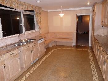 Clearing Kitchen in House in Surrey